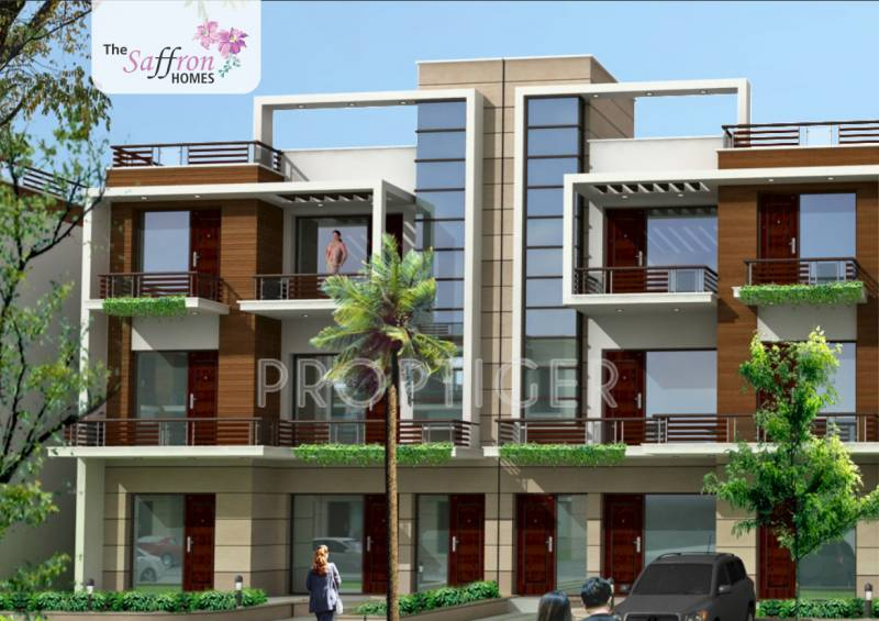 Images for Elevation of Moopens Aztech The Saffron Homes