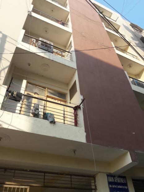 aman-apartment Elevation