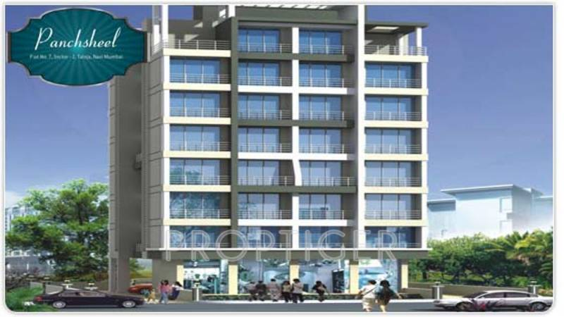 Images for Elevation of Jay Ambe Developer Panchsheel