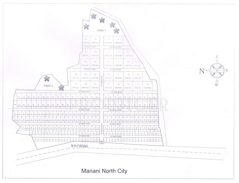 4000 sq ft plot for sale in manani north city devanahalli for 4000 square feet dimensions