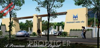 Images for Elevation of Manani Web City