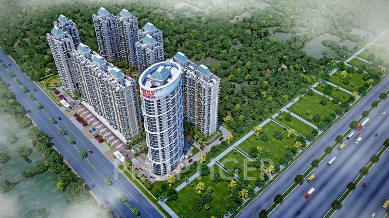 grand-avenue Images for Elevation of Samridhi Grand Avenue