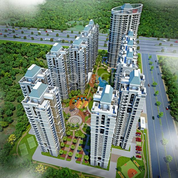 grand-avenue Images for Elevation of Samridhi Grand Avenue