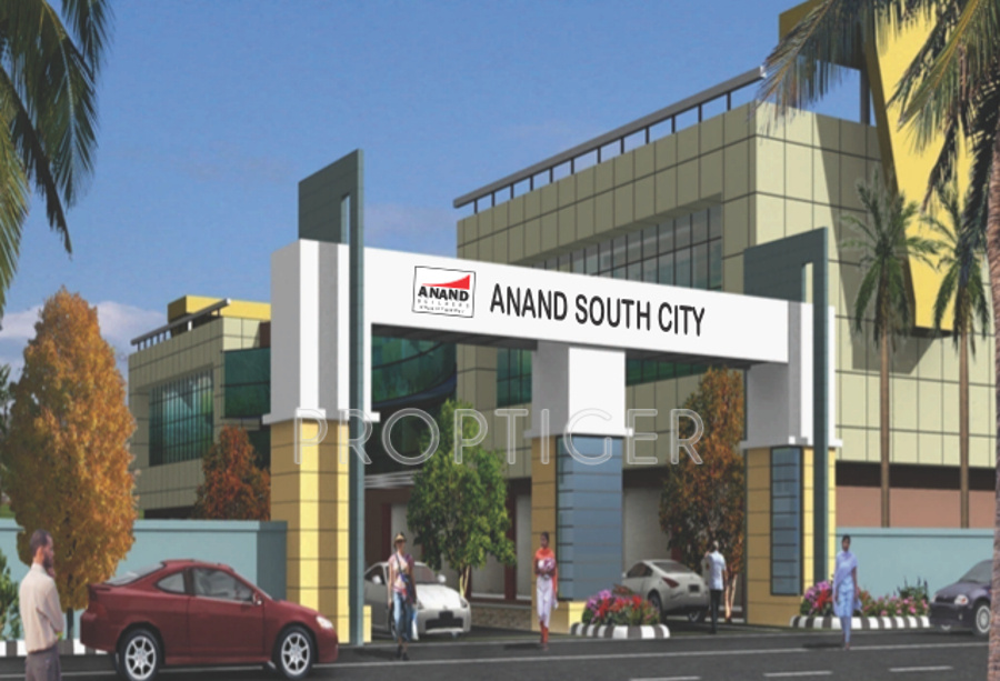 2 Bhk 2t Apartment For Sale In Dolphin Developers Anand South City
