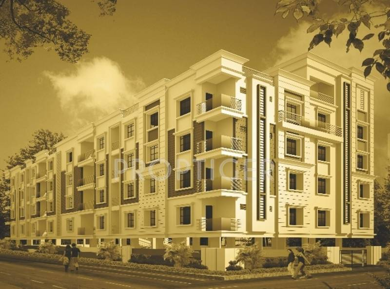 Images for Elevation of Citadil Nandanam Paradise