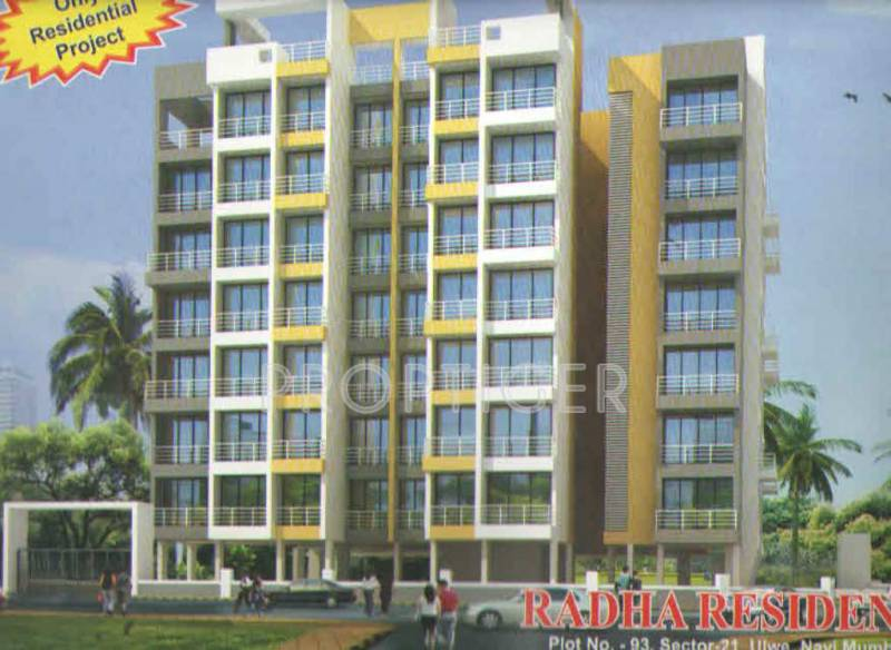 Images for Elevation of Radha Residency