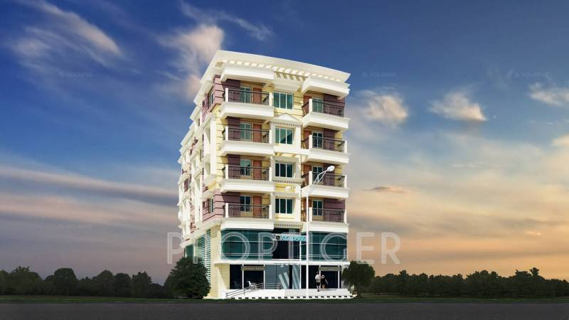 Images for Elevation of GM Meena Sparsh