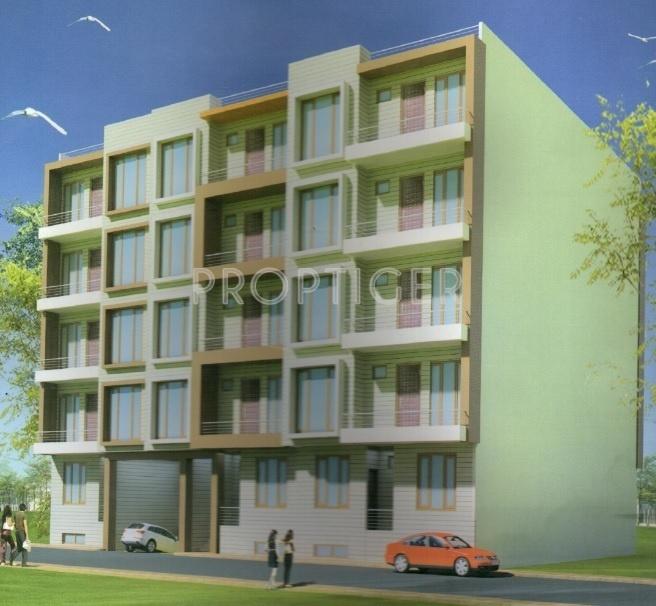 Main elevation image of yam construction dream homes iii for Dream home construction