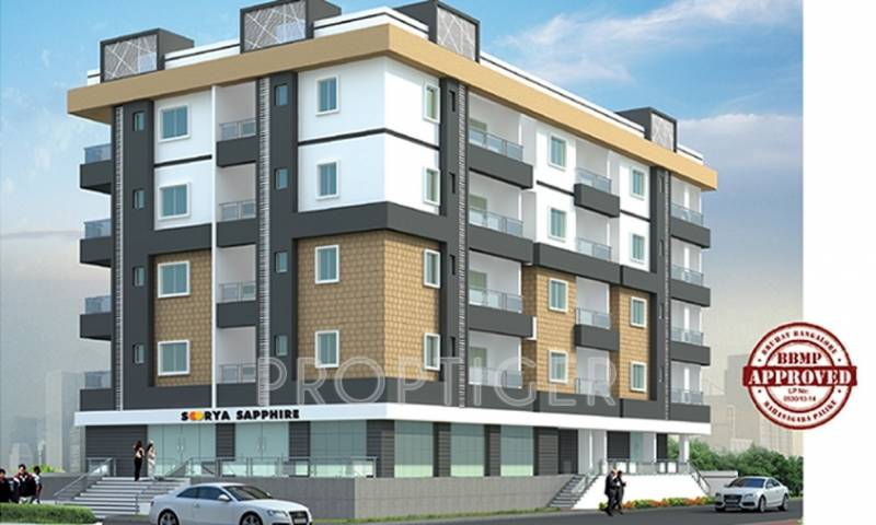 Images for Elevation of Pegasus Soorya Sapphire