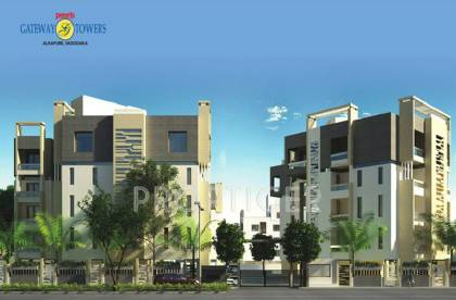 Images for Elevation of Pearls Gateway Towers