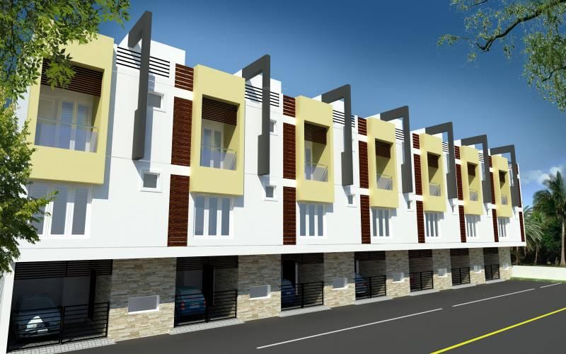 Images for Elevation of MGP Blooom Villa