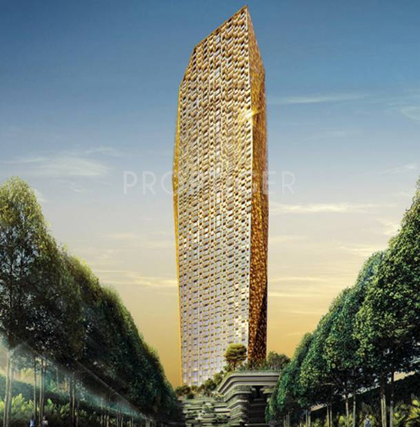 park Images for Elevation of Lodha Trump Tower