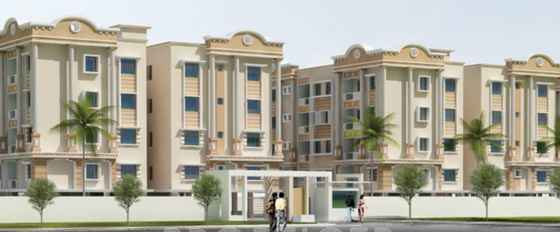 Images for Elevation of Shuvam Satyam Royale
