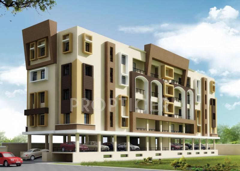 Images for Elevation of Shuvam Residency III