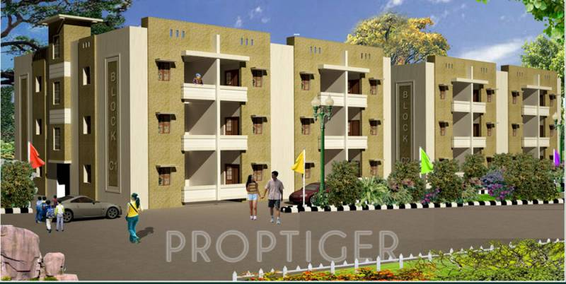 Images for Elevation of Rama Rama Swarn Garden Low Rise Apartments