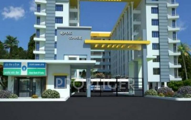 royal-tower Images for Elevation of Shipra Royal Tower