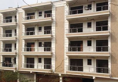 Images for Elevation of Valmax Constructions Swastik Apartment