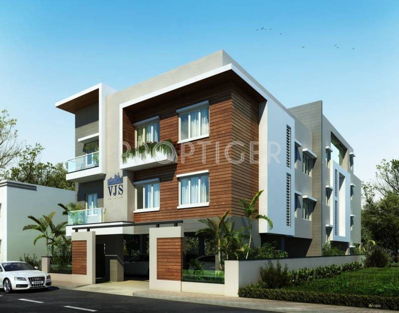 Images for Elevation of VJS Thiruvanmiyur