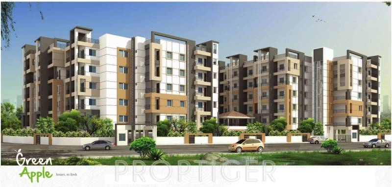 Images for Elevation of Tetra Green Apple