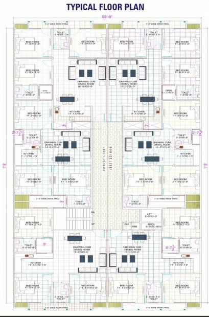 Images for Cluster Plan of Ashoka Shri Sai Vatika