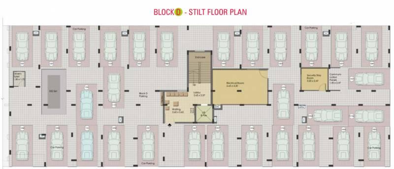 gayatri Images for Cluster Plan of Isha Gayatri