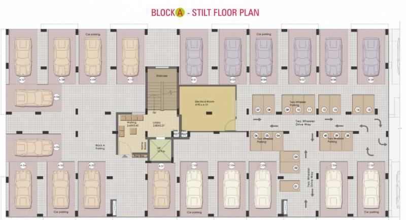 Images for Cluster Plan of Isha Gayatri