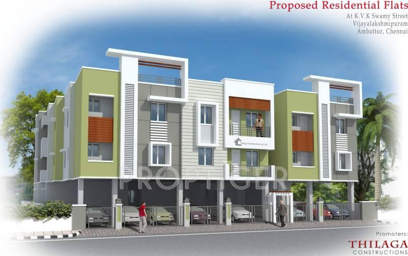 Images for Elevation of Thilaga Prathamika