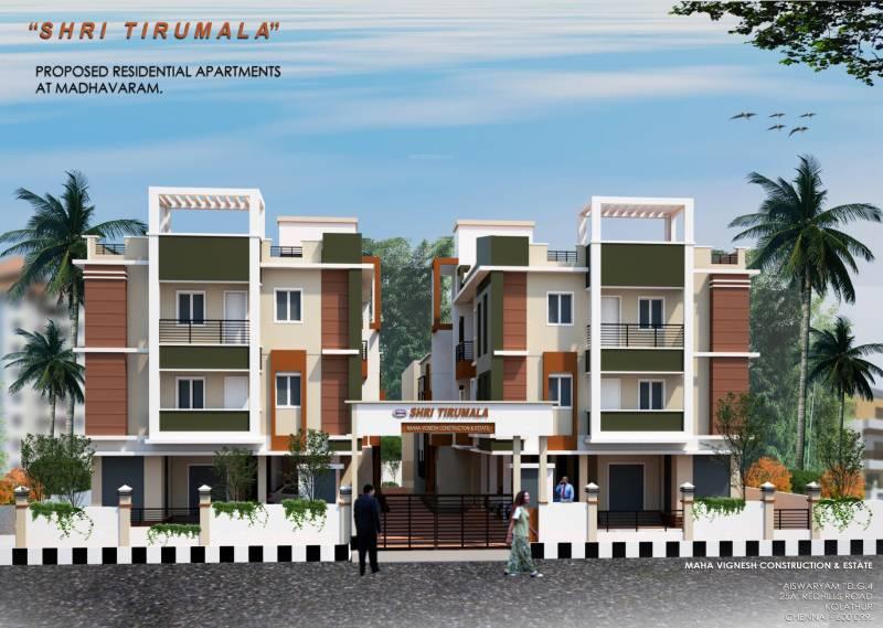 Images for Elevation of Mahaa Shri Tirumala
