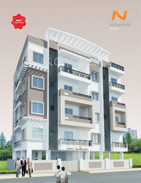 nishitas-properties nandhanam Elevation