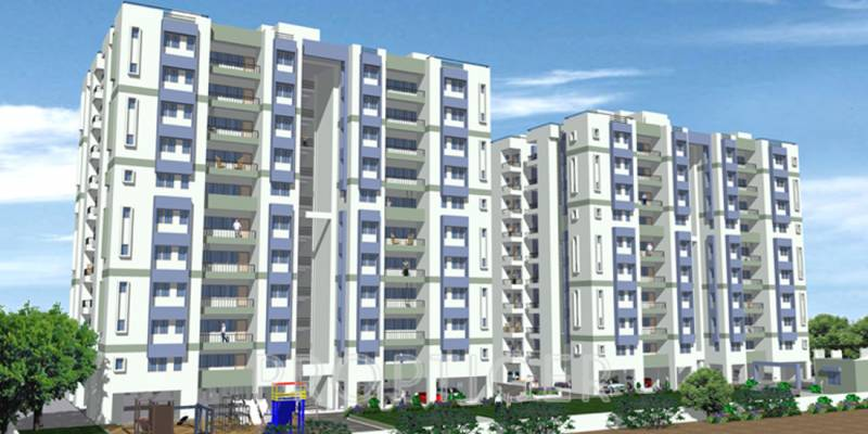 Images for Elevation of Sheladia Prayag Residency