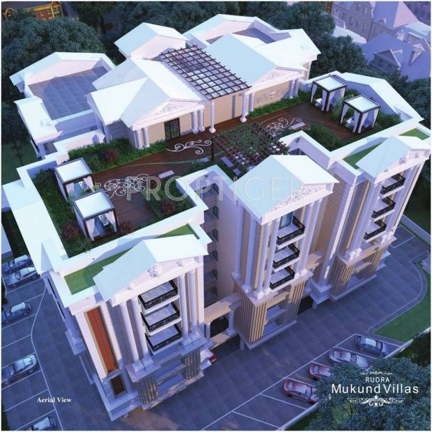 Images for Elevation of Rudra Mukund Villas