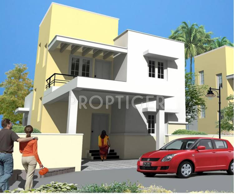 Images for Elevation of Pricol Sarva Mangal