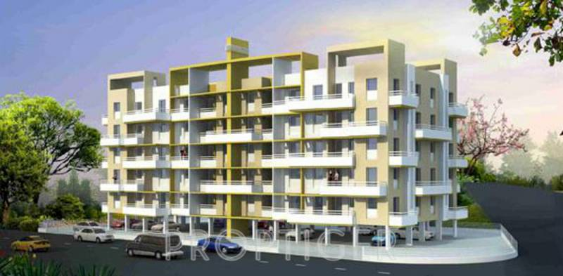 Images for Elevation of Hulawale Laxmi Heights
