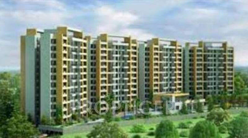 Images for Elevation of Vilas Javdekar Palash Plus