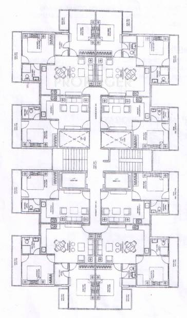 Images for Cluster Plan of Lotus Homz
