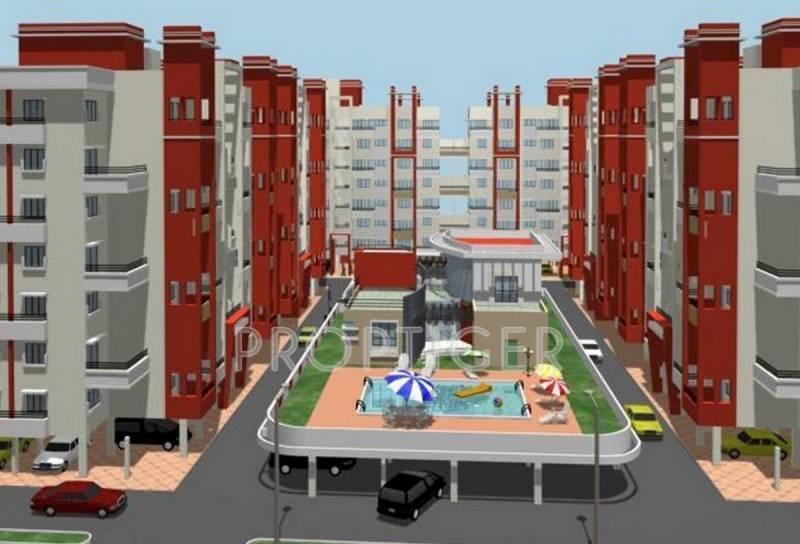 Images for Elevation of Shreyas Shelters Palladium Grand