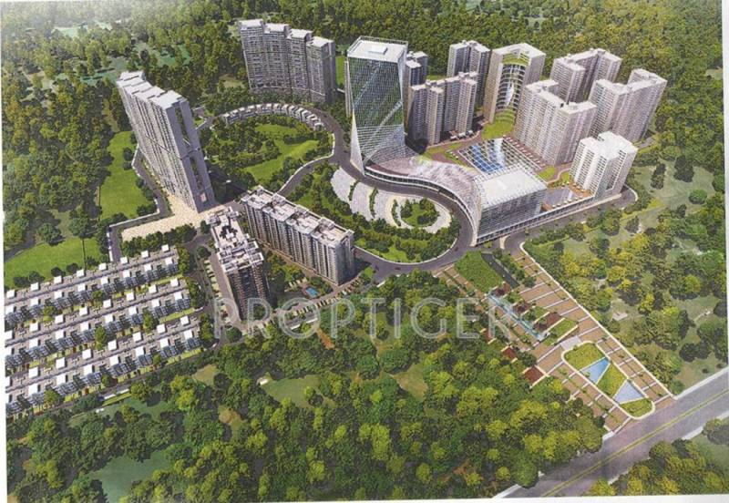 Images for Elevation of Paarth Mega Township Apartment