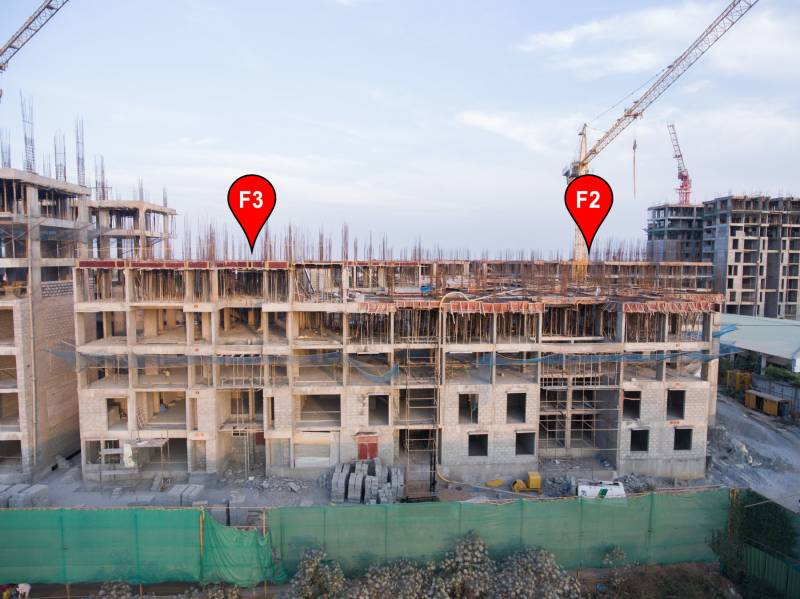 Images for Construction Status of SNN Raj Greenbay