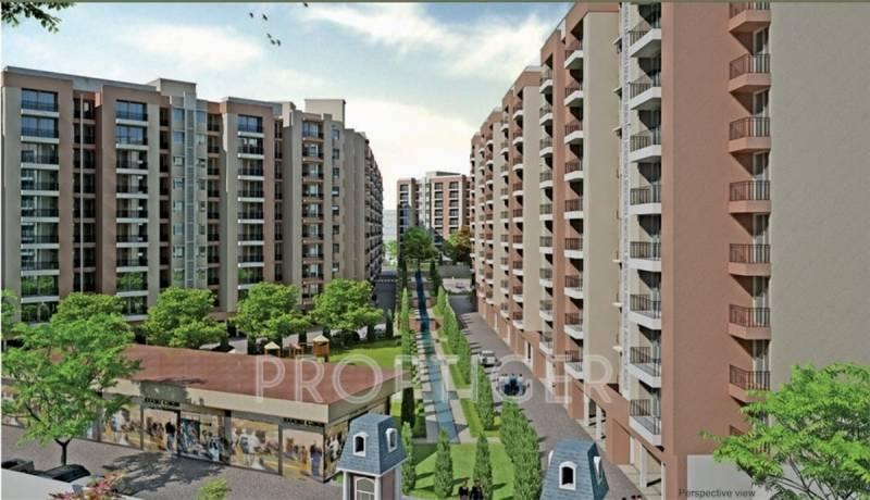 shubhangan Images for Elevation of Omaxe Shubhangan
