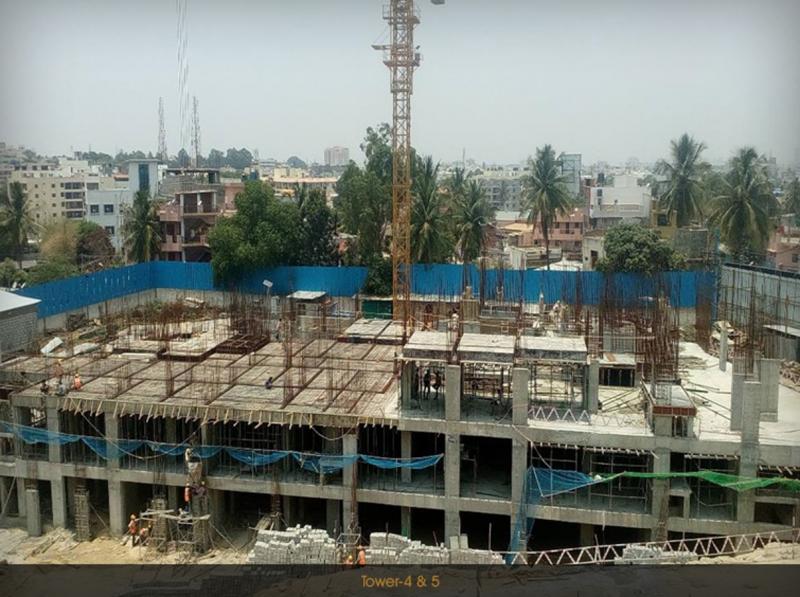 Images for Construction Status of Prestige Gulmohar