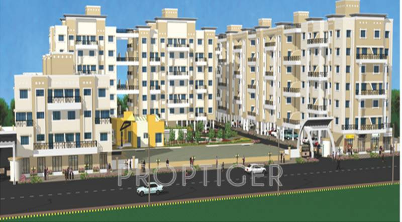 Images for Elevation of Prasun Homes Dham