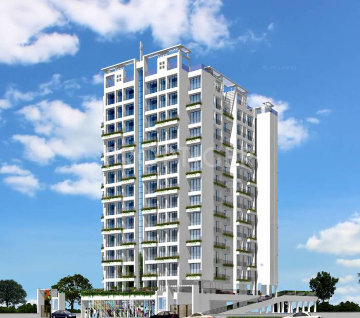 Images for Elevation of Shailesh Riddhi Siddhi Residency