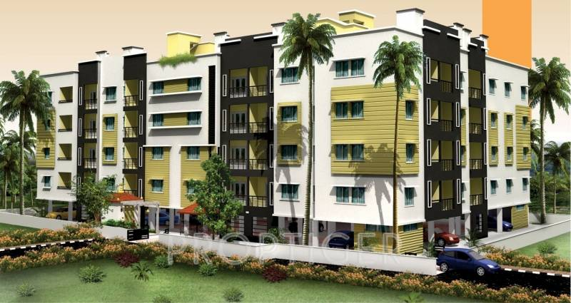 chithaary-construction nandana-greens Elevation