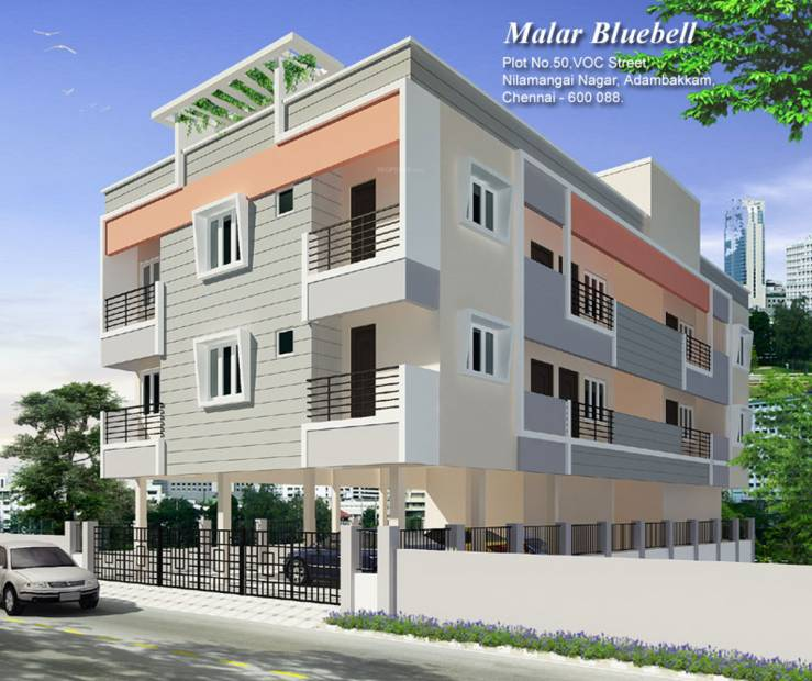 Images for Elevation of Malar Constructions Bluebell