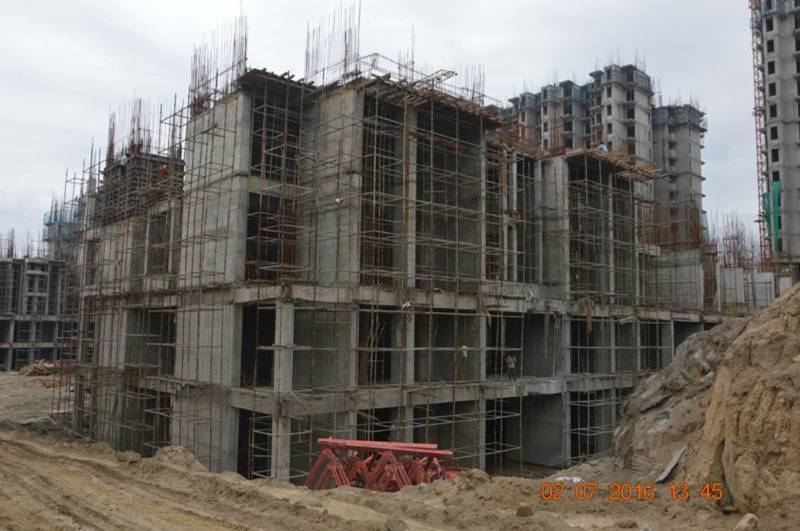 Images for Construction Status of Prateek Grand Carnesia