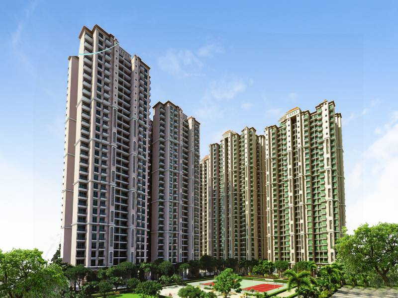 Images for Elevation of Prateek Grand Carnesia