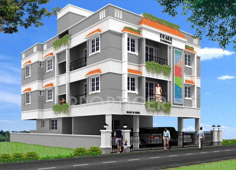 Images for Elevation of Man Pearl Reside