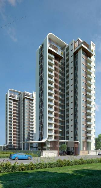 Images for Elevation of Jain Grand West