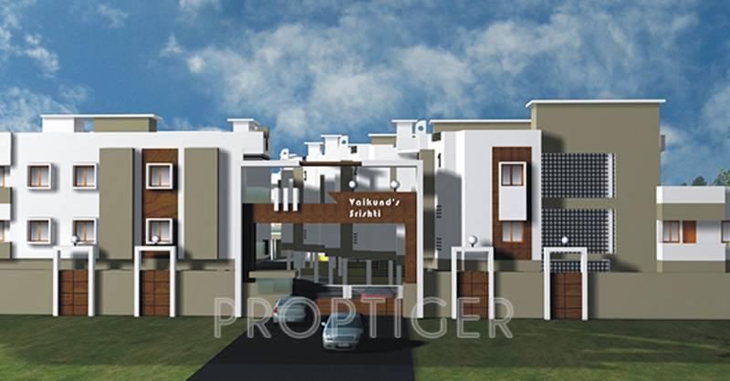 Images for Elevation of Vaikund Srishti