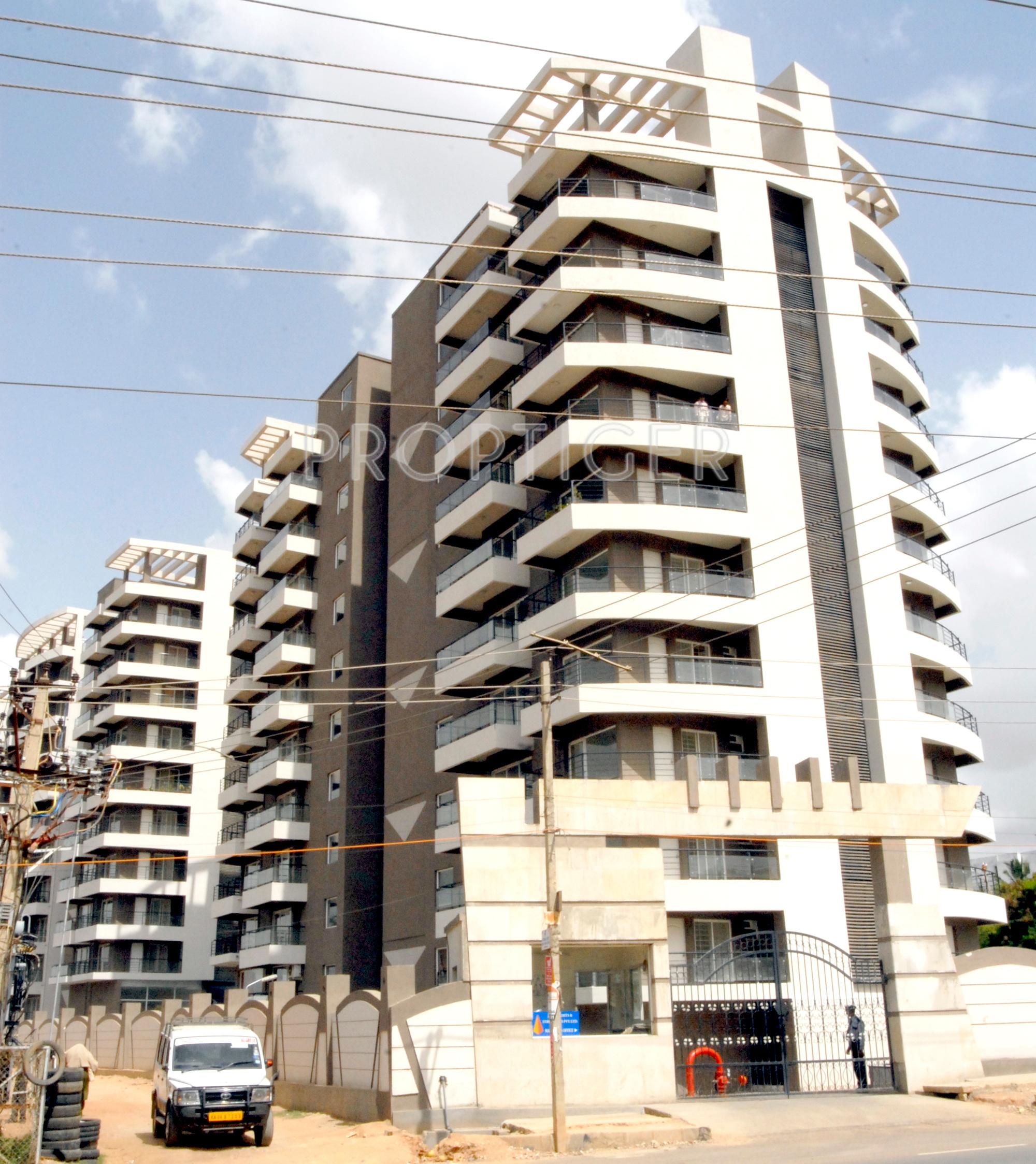 Jain Jain Heights In Hennur Bangalore Price Location